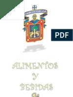 ALIMENTOS Y BEBIDAS UNIVERSIDAD DE GUADALAJARA.ppt