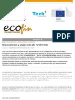 Empowerment y Equipos de Alto Rendimiento • Ecofin