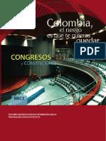 Turismo congresos colombia
