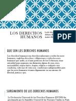 Exposicion de Los Derechos Humanos (1)