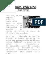 EMPRESA FAMILIAR TOPITOP.docx