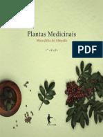 Plantas Medicinais - Mara Zelia de Almeida