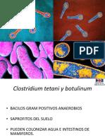 Clase Tetanos Botulismo