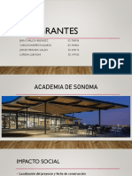 Academia Sonoma