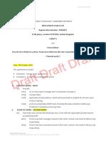 Partner Agreement DRAFT