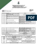 Plano de Aula - Projetos Experimentais Em Rádio e TV 2019.1