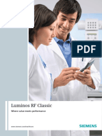 Luminos Rf Classic Product Brochure 00012408