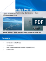 Incheon Bridge Project