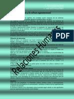La Conducta Ética y La Cultura Organizacional Resumen