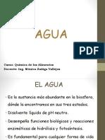Clase 2 Agua