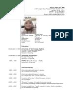 CV Alin Revisi 2016