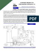 TSD 7 Datasheet
