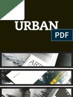 Brochure Urban Orizzontale Alta