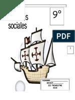 CIENCIAS SOCIALES 9° (IIIT-2018)