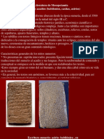 Literatura Sumeria y Acadia