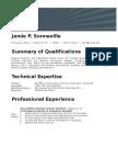 JPS Resume July 2008