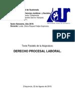 2do Texto Procesal Laboral.docx