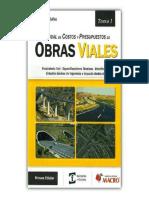OBRAS VIALES