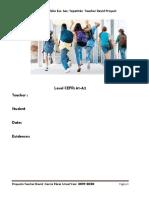 Portfolio Secundaria 2019-2020
