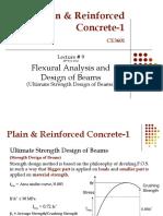 Lec-9-Flexural Analysis and Design of Beamns