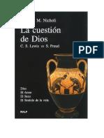La cuestión de Dios