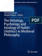 The Ontology, Psychology and Axiology of Habits - Nicolas Faucher & Magali Roques - 2018