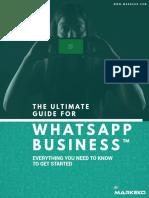 WhatsApp Business Guide