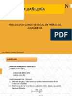 Analisis Por Carga Vertical