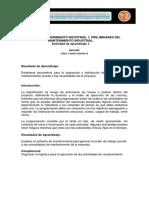 Gestión Del Mantenimiento Industrial 2. Eduar Galindez