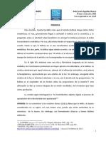 Ejemplo de Reporte de Lectura Deontología, 2012