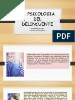 La Psicologia Del Delincuente Tema 1