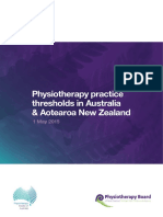 PhysiotherapyPractice Thresholds3.5.16