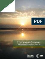 Ecosistemas de Guatemala Basado en El Sistema de Clasificacion de Zonas de Vida
