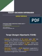 terapi oksigen hiperbarik