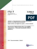 T-REC-G.992.5-200501-S!!PDF-E