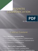 (Unit2)Business Communication