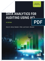 Data analytics for auditing using ACL