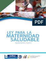 LeyparalaMaternidadSaludable.pdf