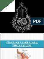Nerve Injuries of Upper Limb 10-03-12