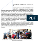 Article-Food Processing Training on Taro, Turmeric and Sayote Byproducts Final 2