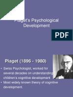 Piaget Theory