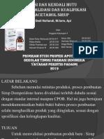 protokol validasi pct