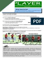 Basic Tennis Foot Works