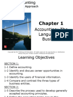 Accounting Language