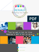 Group 11- Memorgy