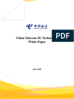 China Telecom 5G Technology White Paper