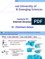 Lecture 03-Internet Structure