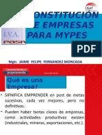 empreesa mypes