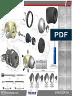 VersaBell II Replacement Parts