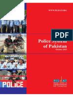 PoliceSystemofPakistan_PositionPaper